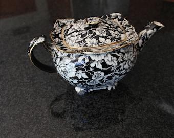Royal Winton Peony Chintz Teapot
