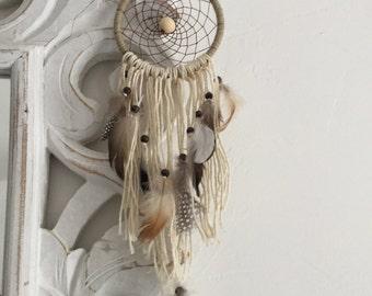 Natural dream catcher handmade