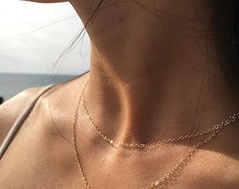 Soit Deux Necklace