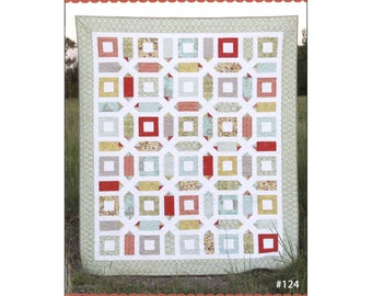 Pattern - Seville - by Cluck Cluck Sew (CCS-124) Quilt Pattern