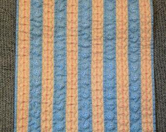 Mini Quilt (Strippie Pattern)