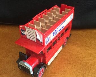 Matchbox Double Decker Bus