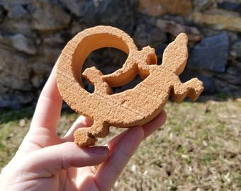 Small Sandstone carved Lizard - Arizona Sierra