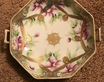 Antique hand painted Nippon