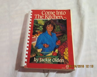 Come into the Kitchen by Olden, Jackie (1989) Plastic Comb