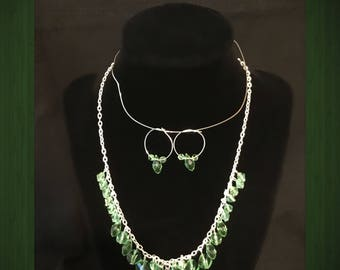 Celtic Jewelry Set