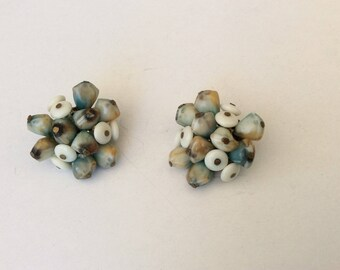 1930's Germany Clip On Earrings