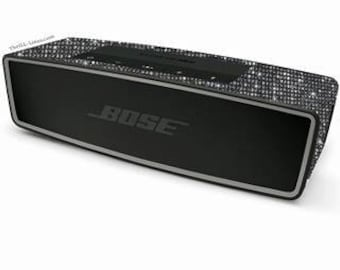 Bose Sound Link Mini 2 Wireless Speaker Customized with Swarovski Elements