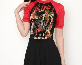 Horror Evil Dead 2 Altered Tee Baby Doll Dress