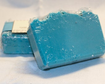 Blueberry Cold Process Soap| Handmade Cold Process Soap| Homemade Cold Process Soap