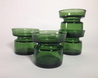 Dansk Stacking Vintage Vases-Set of 4