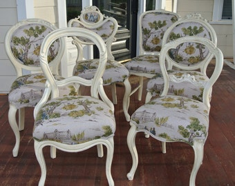 Eclectic Dining Chairs