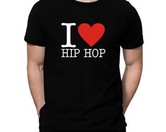 Ik hou van Hip Hop T-Shirt