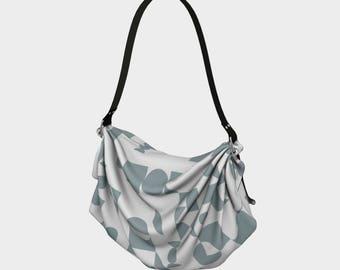 Shapeforms Gray Origami Tote