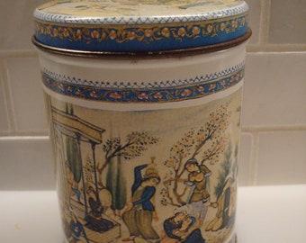 Vintage Ben Rickert Persian Tin - Great Vintage Condition!!