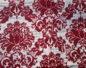 Lost and Found by Jen Allyson for My Mind's Eye Damask from Riley Blake 1 YARD
