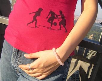 Brazil Boys Tee - womens tshirt, womens silkscreen tshirt, raglan tshirt, soccer tshirt, activewear