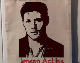 Jensen Ackles Tote