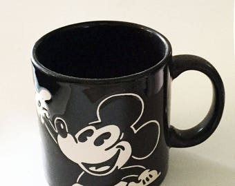 Vintage tasse Mickey Mouse Disney