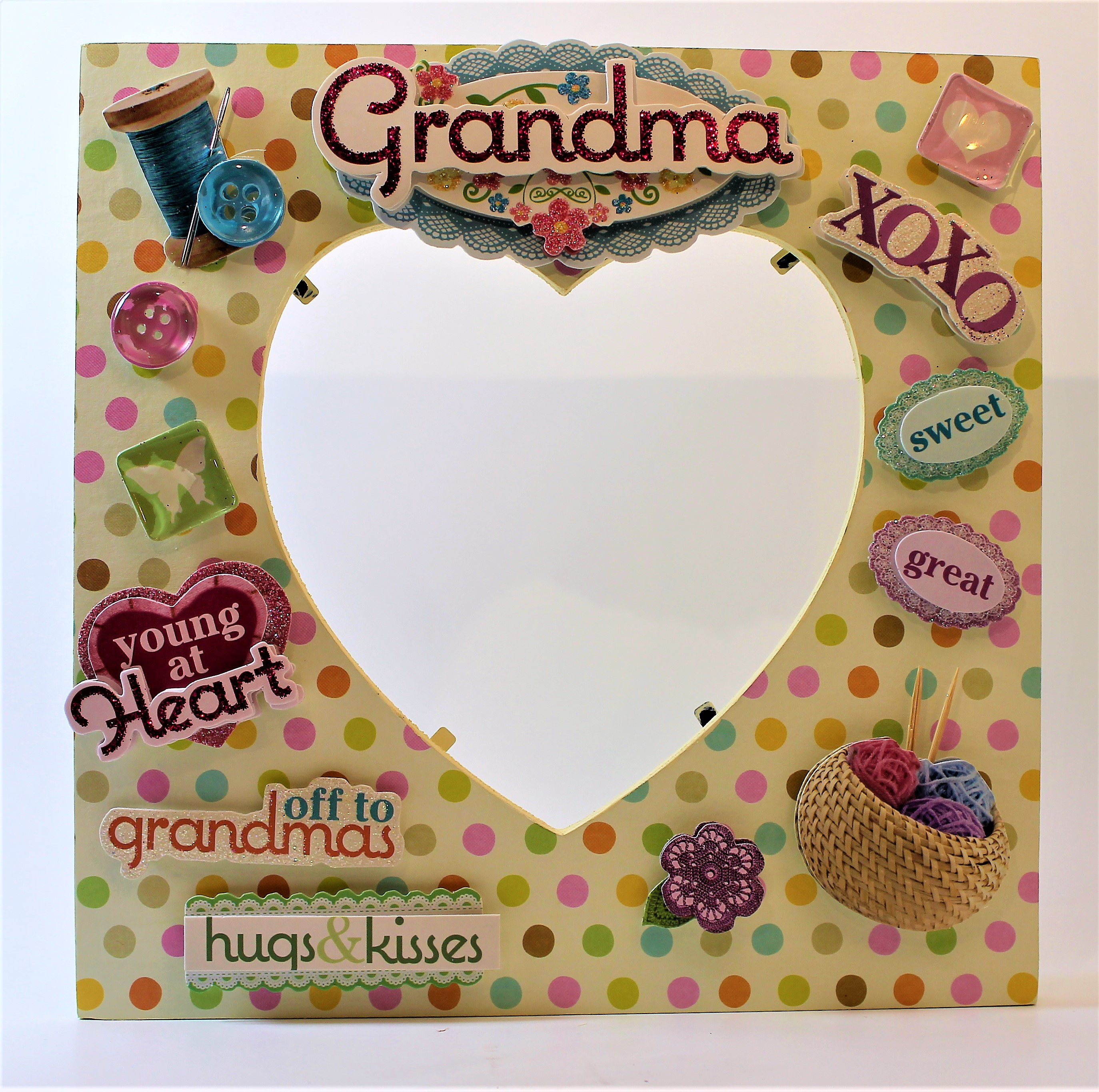 Abuela cuadro/Grandmom marco/abuela marco/Nana marco/MiMaw marco ...