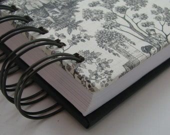 Daily Gratitude -  Gratitude Journal - Thankful Journal - Yearly Journal - Three Years - Lined Journal - Grateful - Line a day  - Toile