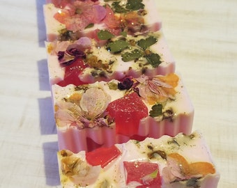 Cherry Blossom Shea Butter Bar Soap