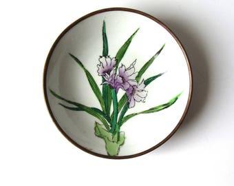 Vintage Porcelain Trinket Dish