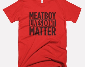 Super Meatboy T Shirt