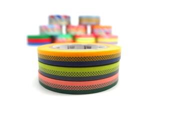 MT Slim Deco B Washi Tape Set, Pink Orange Green Washi Tape Set