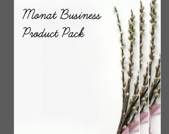 Monat Business Product Pack Breakdown