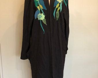 Incredible, Avant Garde, 80s, jersey coat