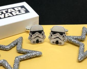 Stormtrooper - Cuff links - Star Wars