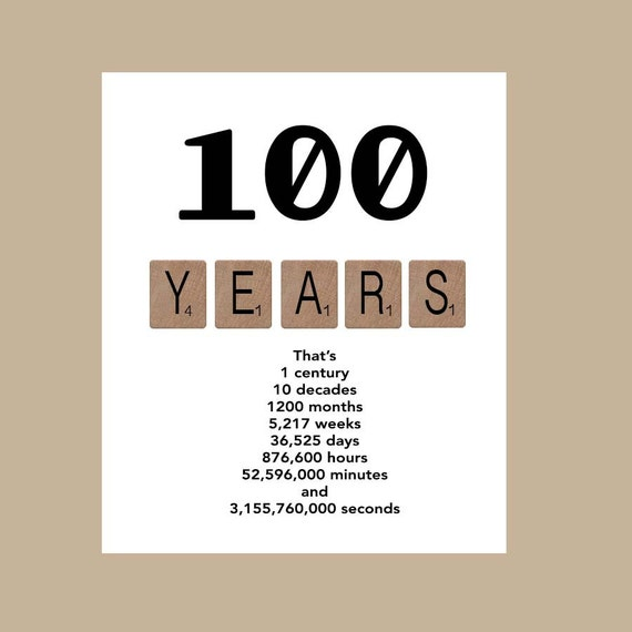 100th birthday card milestone birthday card 100 birthday like this item bookmarktalkfo