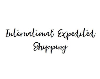 International Expedited Shipping