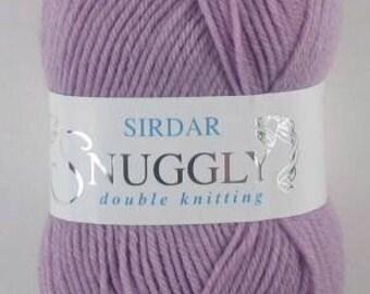 Sirdar Suggly DK Yarn 50g - 190 Bless