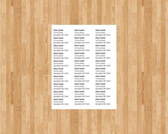Labels Plain | Editable | Customizable | Printable