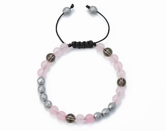Womens Bracelet *Shades of Grey*