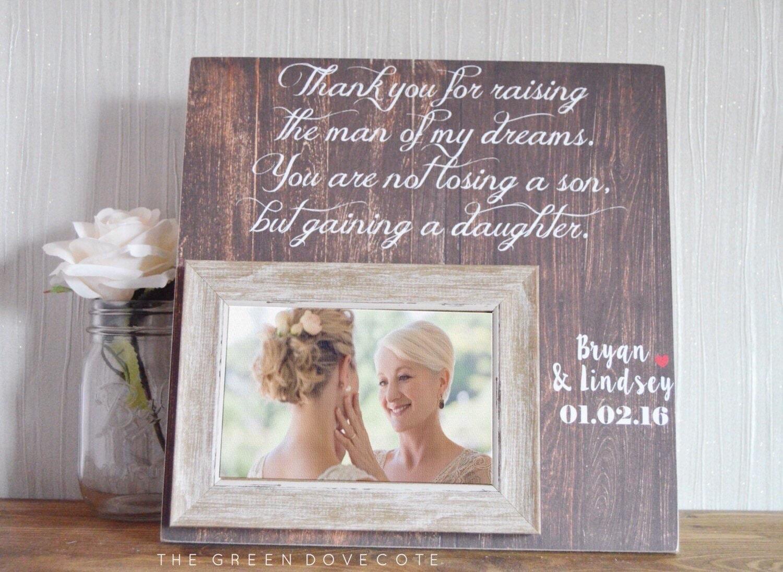 Mutter im Gesetz Hochzeit Geschenk für Eltern Eltern