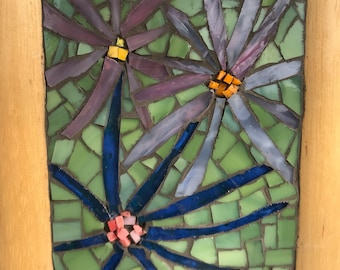 Spidery mosaic