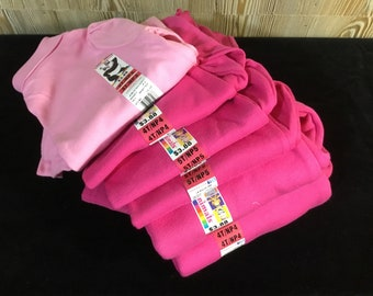 Lot-of-6-NWT-Garanimals-Tee-Little-Girl-Size-3T-4T-5T-Long-sleeved-Creating unique gifts for Grandkids~Embroidery~Painting~Applique~Crafts