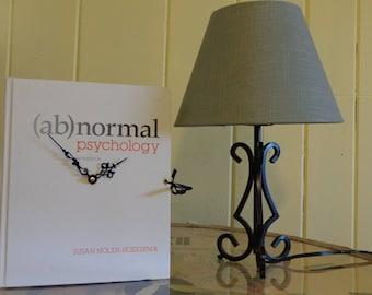 Abnormal Psychology Book Clock