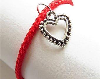 Braided bracelet braided 17569