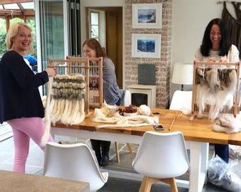 Modern Weaving, Workshop, Modern Weaving Workshop, Wall Hanging