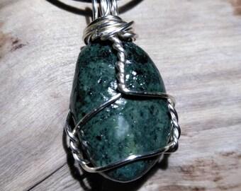 Lovely green stone