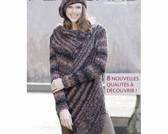Catalogue Plassard n116 - women's trendy winter