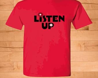 Listen Up Vinyl Records
