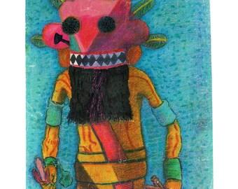 "Voodoo Prince - 11""x14"" (Digital Download)"