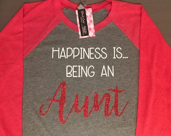 Happiness is being an aunt Shirt