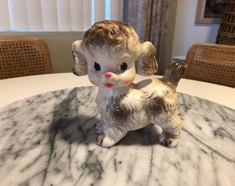 Vintage Plastic dog