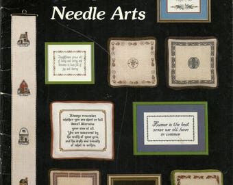 Count on Graphique Needle Arts Cross Stitch Chart